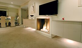 Form EcoSmart Fire Fireplace Insert Idea