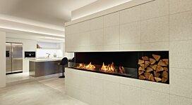 Flex 50LC.BXR Fireplace Insert - In-Situ Image by EcoSmart Fire