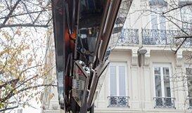Dual Fixing Brackets HEATSCOPE® Accessorie - In-Situ Image by Heatscope
