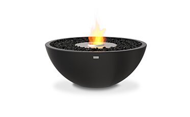 Mix 850 Fire Pit Bowl - Studio Image by EcoSmart Fire