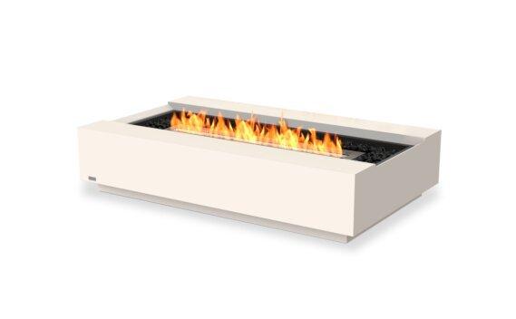 Cosmo 50 Fire Pit - Ethanol - Black / Bone by EcoSmart Fire
