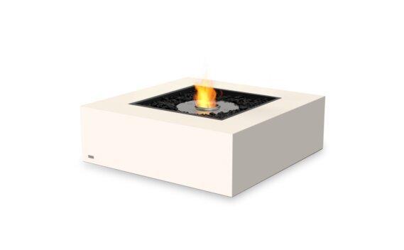Base 40 Fire Pit - Ethanol / Bone by EcoSmart Fire