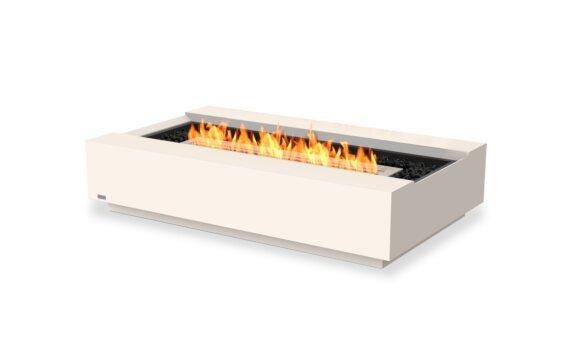 Cosmo 50 Fire Pit - Ethanol / Bone by EcoSmart Fire