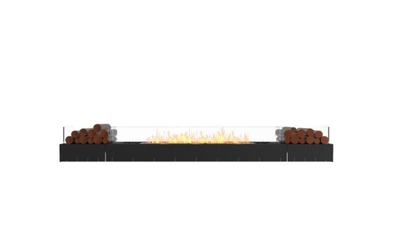 Flex 104BN.BX2 Bench - Ethanol / Black / Uninstalled View by EcoSmart Fire