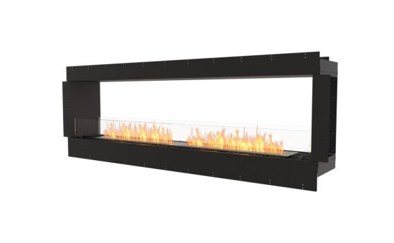Flex 86DB Double Sided - Ethanol / Black / Uninstalled View by EcoSmart Fire