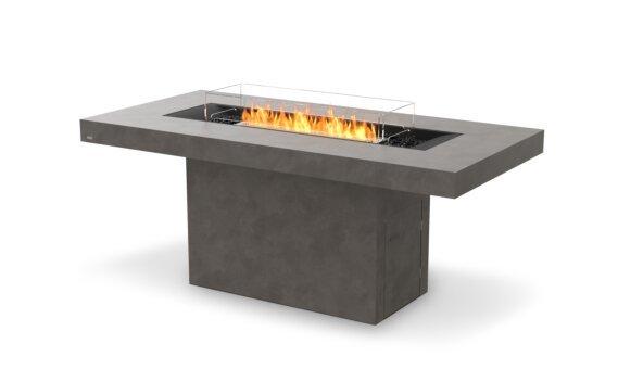 Gin 90 (Bar) Fire Pit - Ethanol / Natural / Optional Fire Screen by EcoSmart Fire
