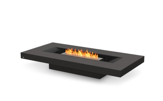 Gin 90 (Low) Fire Pit - Ethanol / Graphite by EcoSmart Fire