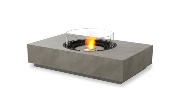 Martini 50 Fire Pit - Ethanol / Natural / Optional Fire Screen by EcoSmart Fire