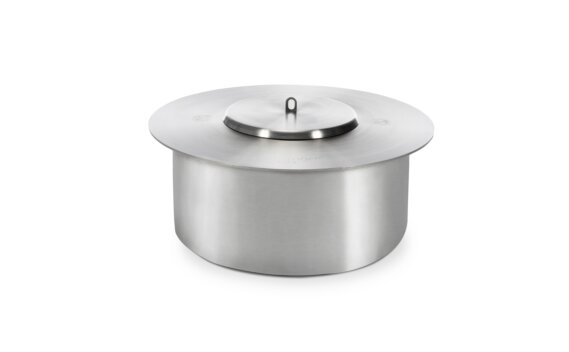 AB8 Lid Accessorie - Stainless Steel / Burner not included by EcoSmart Fire