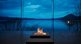 BK5 Ethanol Burner - In-Situ Image by EcoSmart Fire