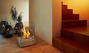 Mini T Fire Pit - In-Situ Image by EcoSmart Fire