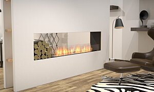 Flex 86DB.BX1 Double Sided - In-Situ Image by EcoSmart Fire