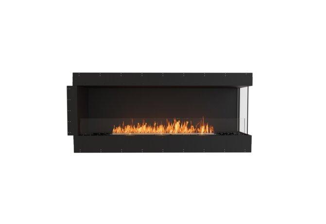 Flex 68RC Right Corner - Ethanol / Black / Uninstalled View by EcoSmart Fire
