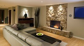 Flex 32SS In Stock - In-Situ Image by EcoSmart Fire