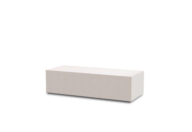 Bloc L1 Coffee Table - Bone by Blinde Design