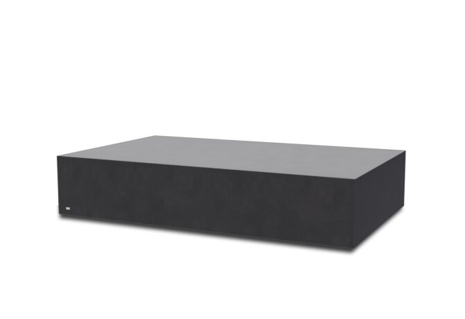Bloc L5 Coffee Table - Graphite by Blinde Design