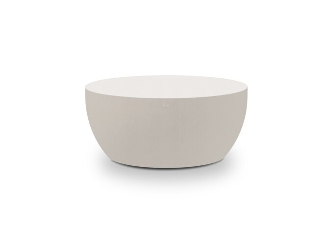Circ L2 Coffee Table - Bone by Blinde Design