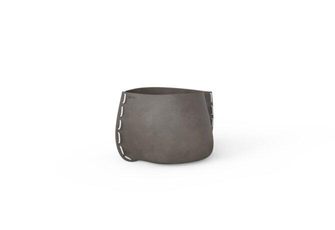 Stitch 25 Planter - Natural / White by Blinde Design