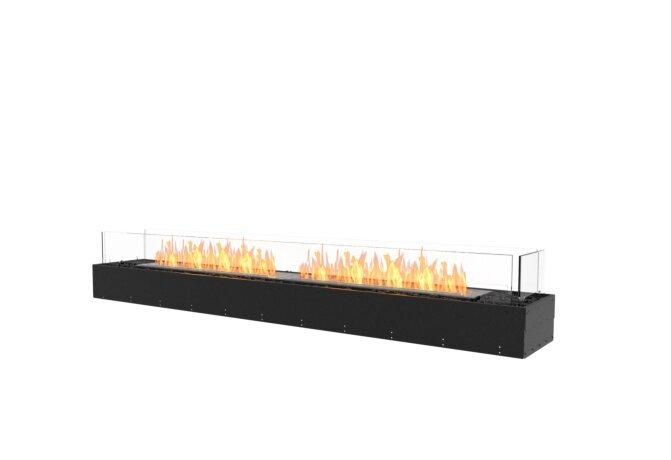 Flex 86BN Bench - Ethanol / Black / Uninstalled View by EcoSmart Fire