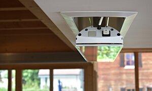Spot 2800 Lift Frame HEATSCOPE® Accessorie - In-Situ Image by Heatscope
