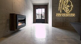 Firebox 1100CV Built-In - In-Situ Image by MAD Design Group
