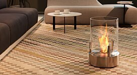 Cyl Portable Fire Pit - In-Situ Image by MAD Design Group