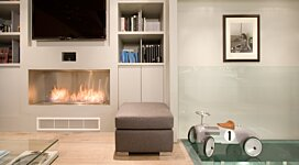Firebox 1200SS Best Seller - In-Situ Image by EcoSmart Fire