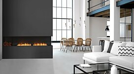 Flex 104RC.BXL Fireplace Insert - In-Situ Image by EcoSmart Fire