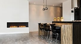 Flex 86RC.BX2 Fireplace Insert - In-Situ Image by EcoSmart Fire