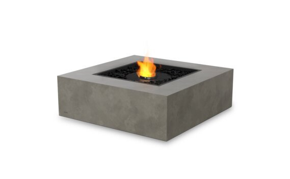 Base 40 Fire Pit - Ethanol - Black / Natural by EcoSmart Fire