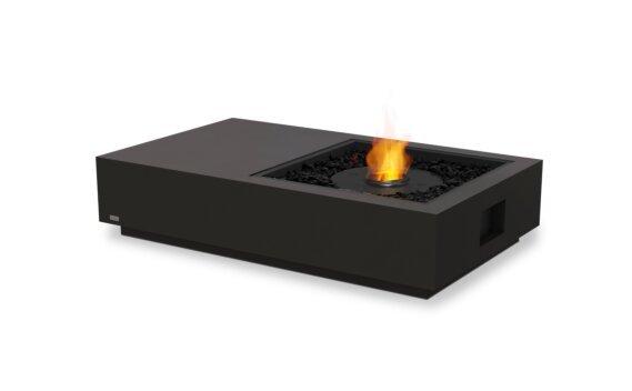 Manhattan 50 Fire Pit - Ethanol - Black / Graphite by EcoSmart Fire